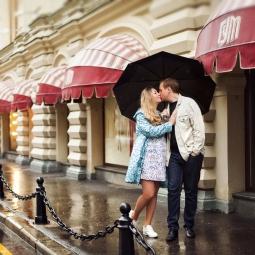 Анастасия + Алексей